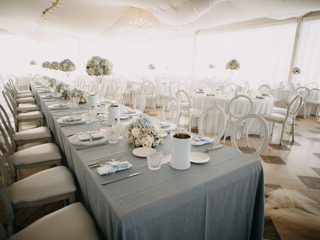 Il matrimonio di Linda e Yannik a Massa Lubrense, Napoli 107