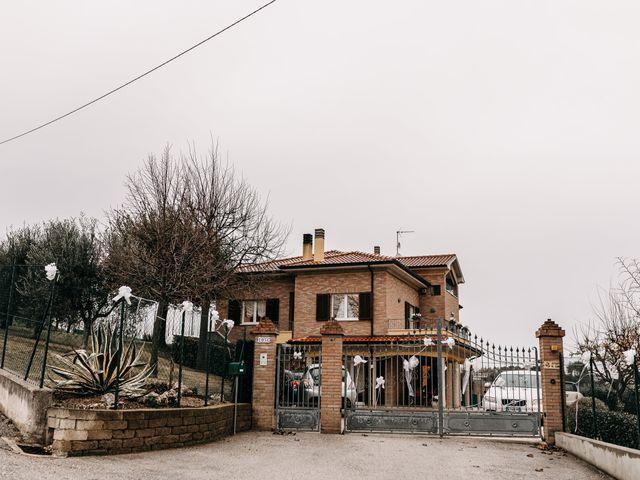 Il matrimonio di Debora e Andrea a Senigallia, Ancona 2