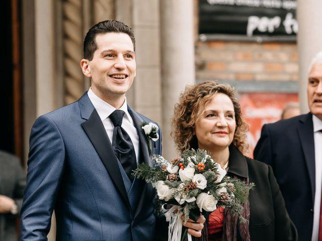 Il matrimonio di Debora e Andrea a Senigallia, Ancona 16