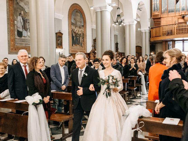 Il matrimonio di Debora e Andrea a Senigallia, Ancona 22