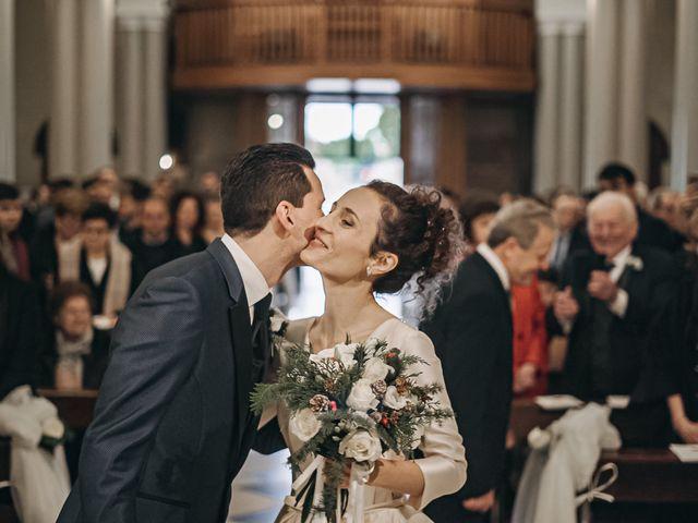 Il matrimonio di Debora e Andrea a Senigallia, Ancona 23