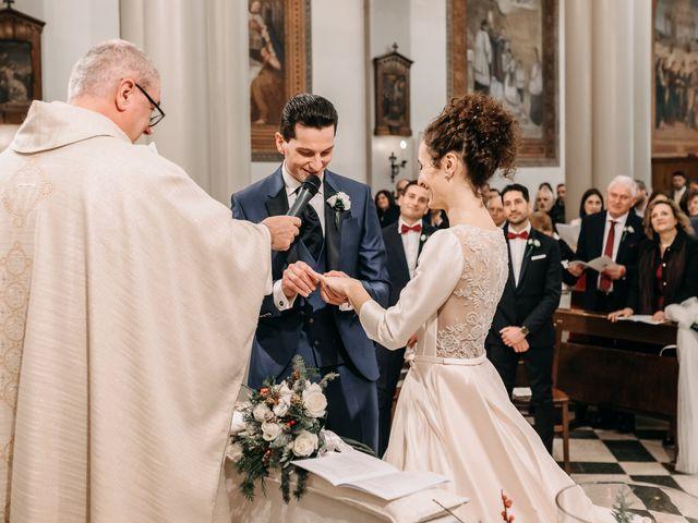 Il matrimonio di Debora e Andrea a Senigallia, Ancona 27