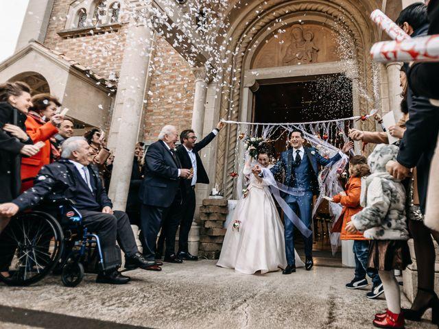 Il matrimonio di Debora e Andrea a Senigallia, Ancona 38