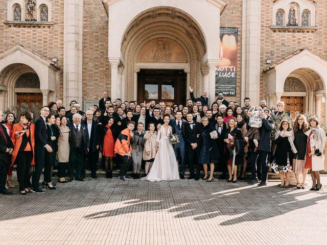 Il matrimonio di Debora e Andrea a Senigallia, Ancona 40