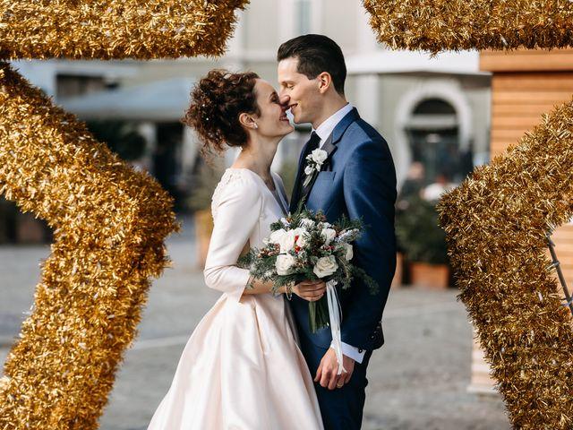 Il matrimonio di Debora e Andrea a Senigallia, Ancona 43
