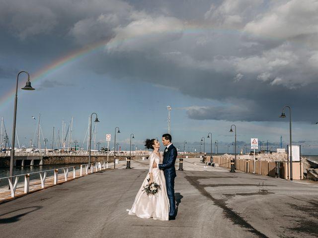 Il matrimonio di Debora e Andrea a Senigallia, Ancona 48