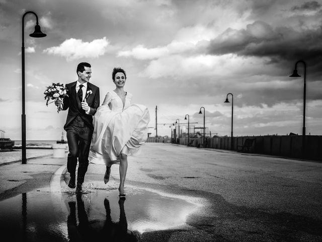 Il matrimonio di Debora e Andrea a Senigallia, Ancona 1