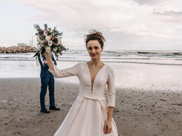 Il matrimonio di Debora e Andrea a Senigallia, Ancona 51
