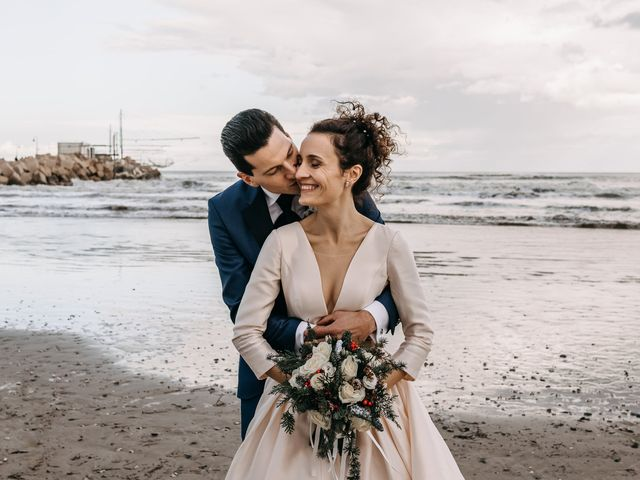 Il matrimonio di Debora e Andrea a Senigallia, Ancona 52