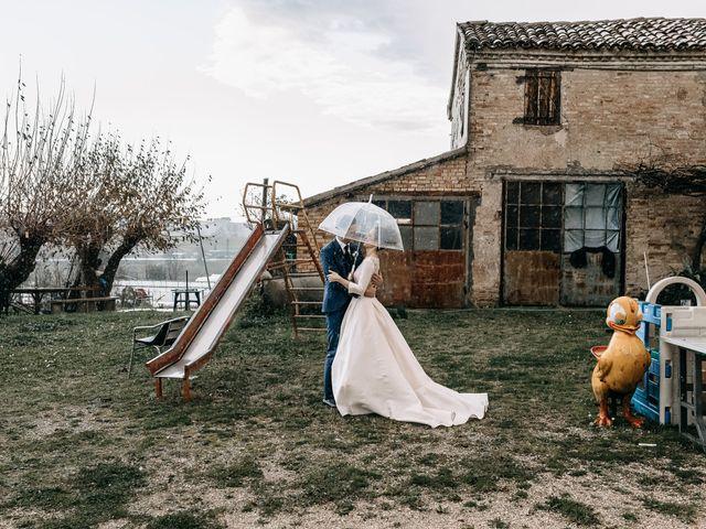 Il matrimonio di Debora e Andrea a Senigallia, Ancona 54