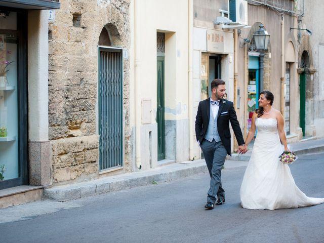 Il matrimonio di Giuseppe e Valeia a Cefalù, Palermo 20