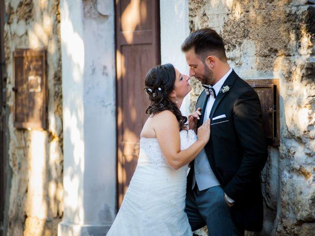 Il matrimonio di Giuseppe e Valeia a Cefalù, Palermo 21