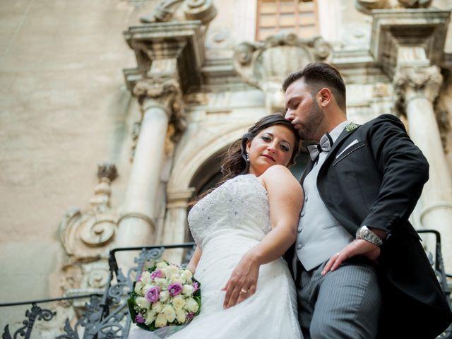 Il matrimonio di Giuseppe e Valeia a Cefalù, Palermo 22