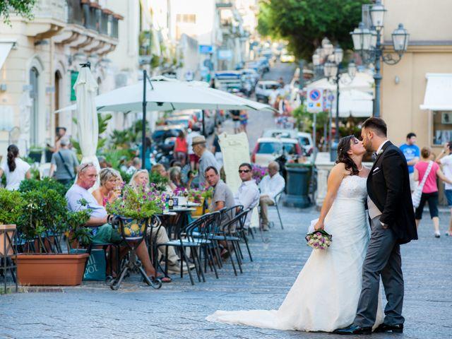 Il matrimonio di Giuseppe e Valeia a Cefalù, Palermo 25