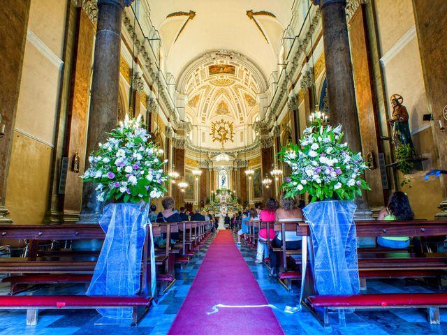Il matrimonio di Giuseppe e Valeia a Cefalù, Palermo 19