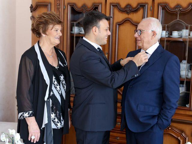 Il matrimonio di Carmen e Francesco a Pozzuoli, Napoli 15