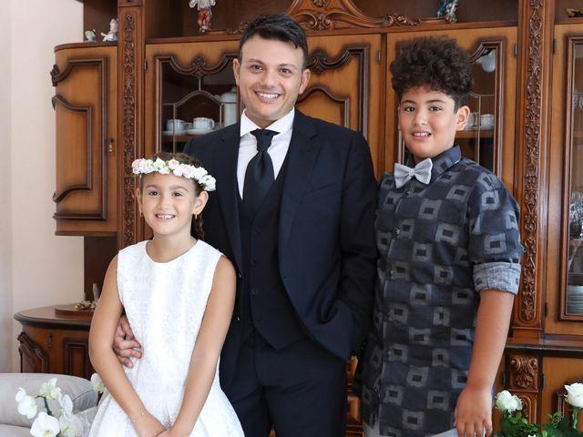 Il matrimonio di Carmen e Francesco a Pozzuoli, Napoli 17