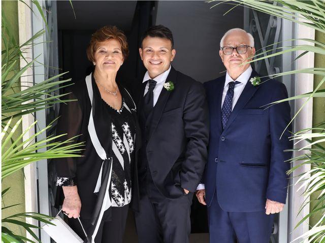 Il matrimonio di Carmen e Francesco a Pozzuoli, Napoli 20