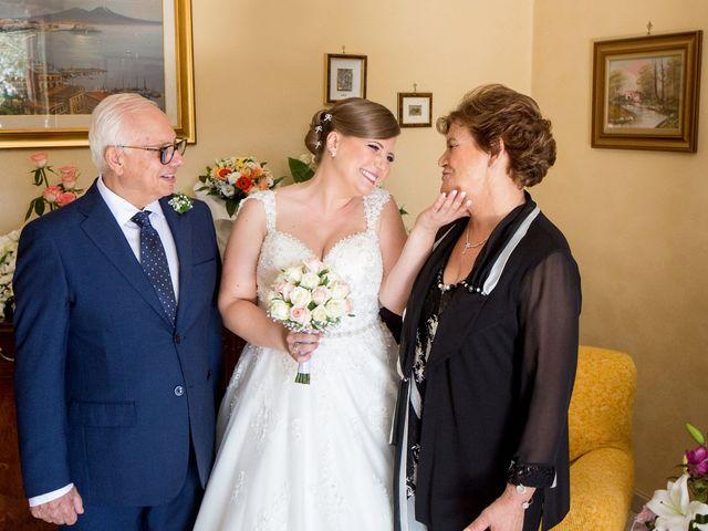 Il matrimonio di Carmen e Francesco a Pozzuoli, Napoli 21