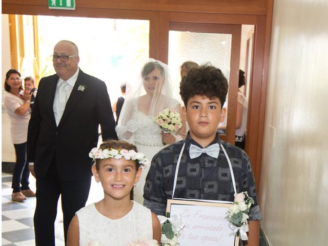Il matrimonio di Carmen e Francesco a Pozzuoli, Napoli 27