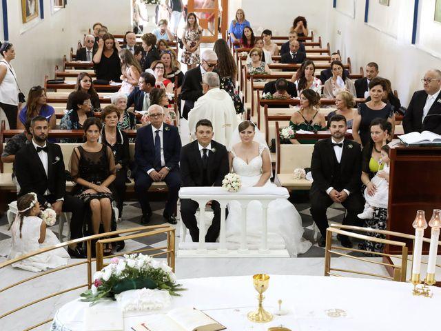 Il matrimonio di Carmen e Francesco a Pozzuoli, Napoli 30