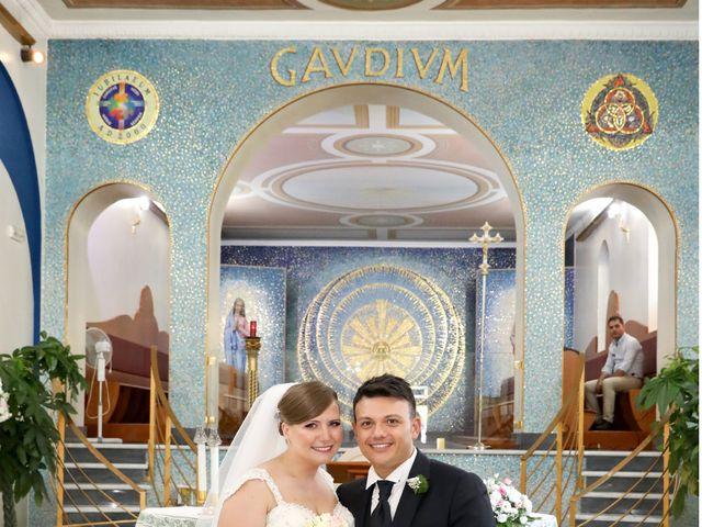 Il matrimonio di Carmen e Francesco a Pozzuoli, Napoli 31
