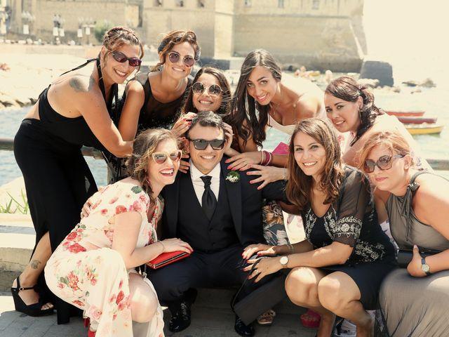 Il matrimonio di Carmen e Francesco a Pozzuoli, Napoli 35