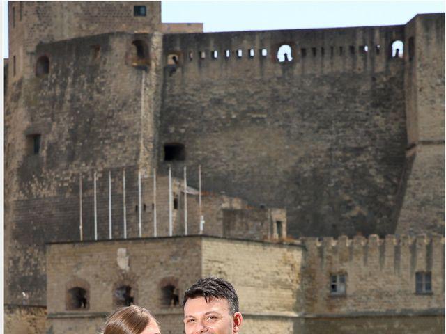 Il matrimonio di Carmen e Francesco a Pozzuoli, Napoli 36