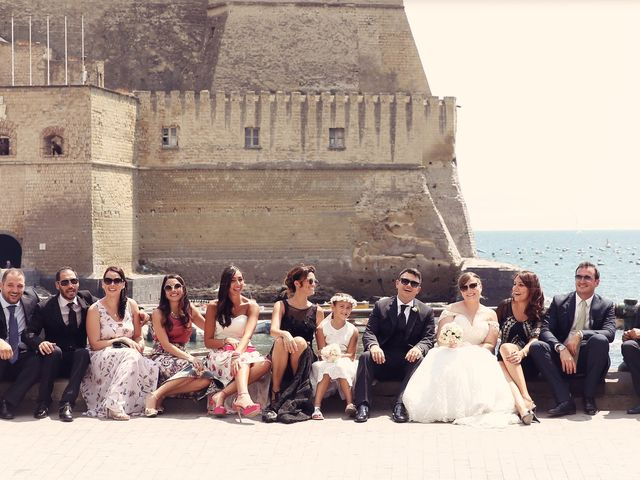 Il matrimonio di Carmen e Francesco a Pozzuoli, Napoli 37