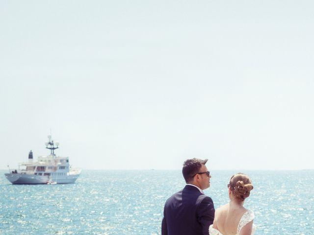 Il matrimonio di Carmen e Francesco a Pozzuoli, Napoli 38