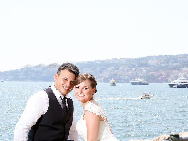 Il matrimonio di Carmen e Francesco a Pozzuoli, Napoli 39