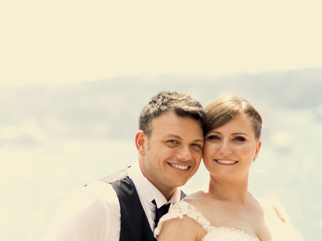 Il matrimonio di Carmen e Francesco a Pozzuoli, Napoli 40
