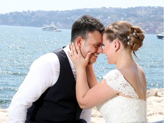 Il matrimonio di Carmen e Francesco a Pozzuoli, Napoli 41