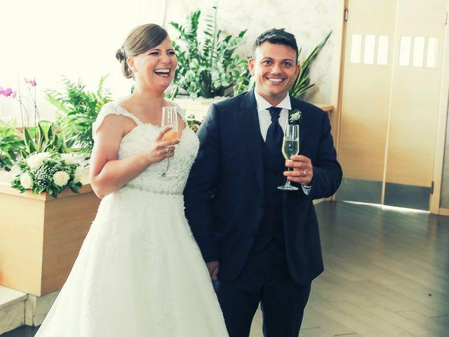 Il matrimonio di Carmen e Francesco a Pozzuoli, Napoli 44