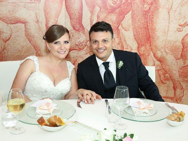 Il matrimonio di Carmen e Francesco a Pozzuoli, Napoli 45