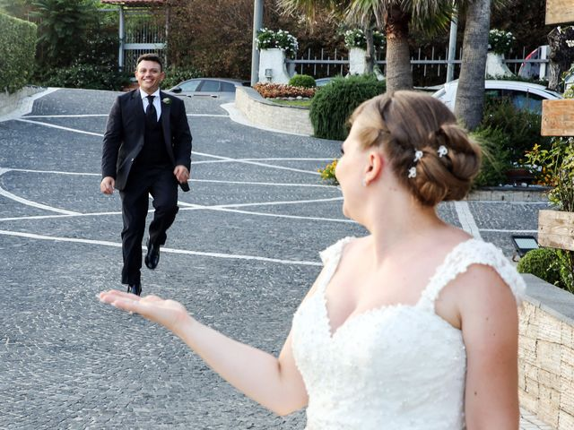 Il matrimonio di Carmen e Francesco a Pozzuoli, Napoli 50