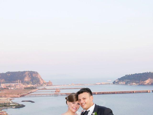 Il matrimonio di Carmen e Francesco a Pozzuoli, Napoli 51