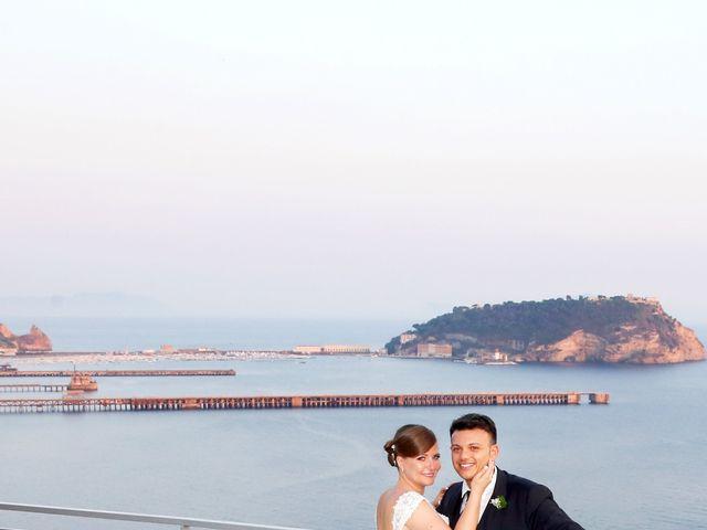 Il matrimonio di Carmen e Francesco a Pozzuoli, Napoli 52
