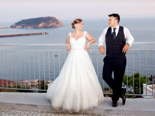 Il matrimonio di Carmen e Francesco a Pozzuoli, Napoli 53