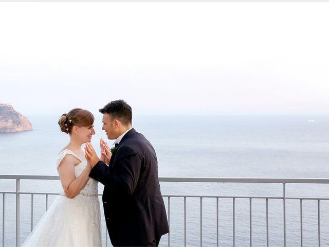 Il matrimonio di Carmen e Francesco a Pozzuoli, Napoli 54