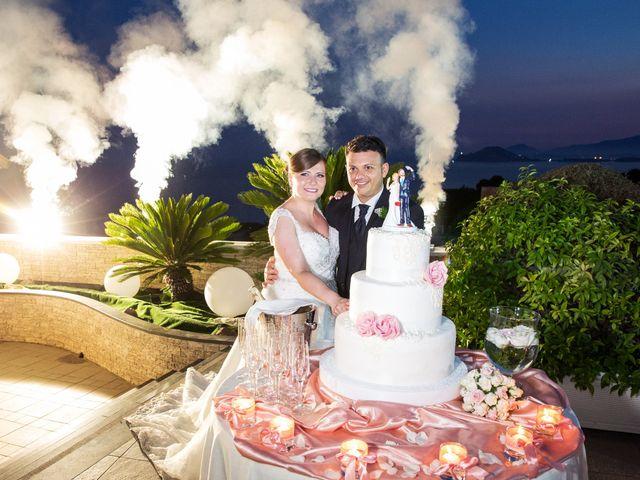 Il matrimonio di Carmen e Francesco a Pozzuoli, Napoli 56