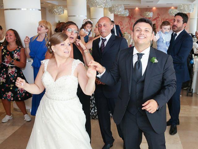 Il matrimonio di Carmen e Francesco a Pozzuoli, Napoli 60