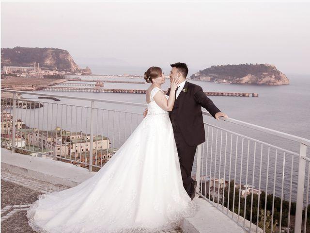 Il matrimonio di Carmen e Francesco a Pozzuoli, Napoli 61