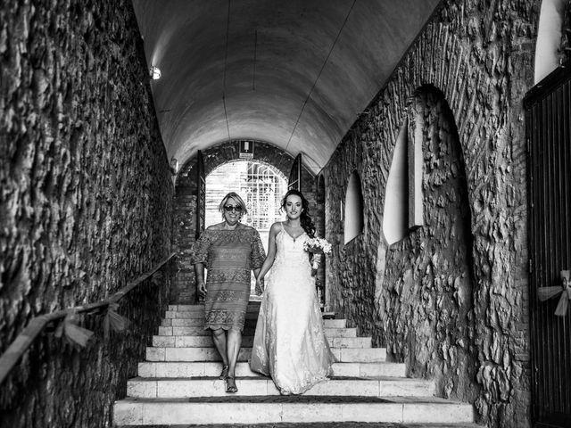 Il matrimonio di Fabio e Flavia a Minturno, Latina 11