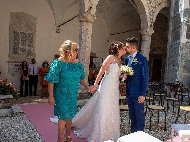 Il matrimonio di Fabio e Flavia a Minturno, Latina 12