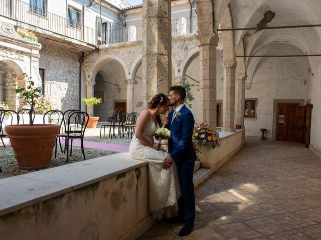 Il matrimonio di Fabio e Flavia a Minturno, Latina 15