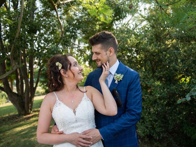 Il matrimonio di Fabio e Flavia a Minturno, Latina 20