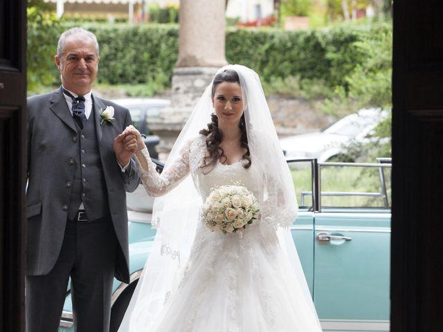 Il matrimonio di Alessandro e Federica a Roma, Roma 16