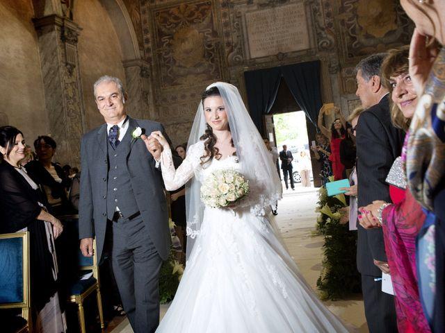 Il matrimonio di Alessandro e Federica a Roma, Roma 17
