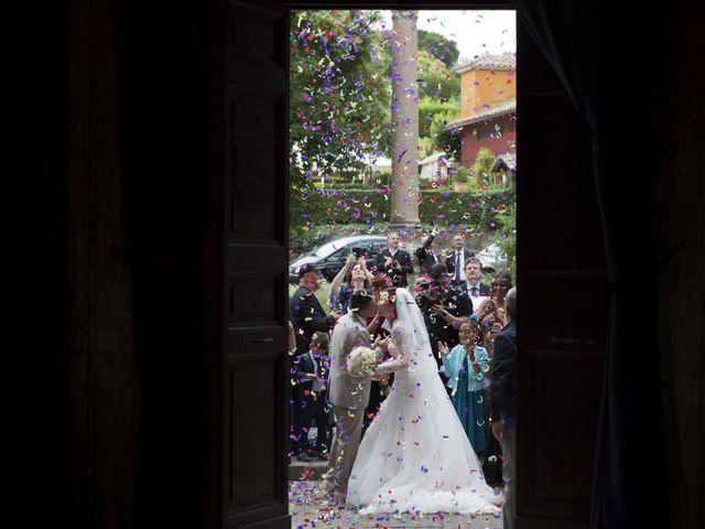 Il matrimonio di Alessandro e Federica a Roma, Roma 22